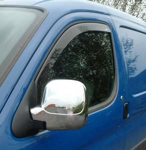 Bilde av Vindavvisere 2 stk. In-Channel MB Citan , Renault Kangoo